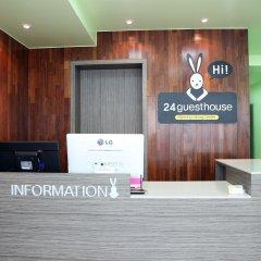 Отель 24 Guesthouse Myeongdong Center интерьер отеля фото 3