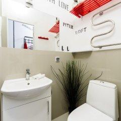 Мини-Отель Piter Loft ванная