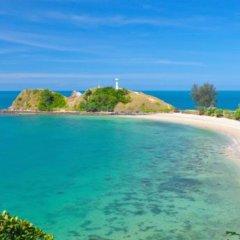 Отель Kantiang Oasis Resort & Spa пляж