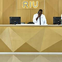 Отель RIU Palace Punta Cana All Inclusive Доминикана, Пунта Кана - 9 отзывов об отеле, цены и фото номеров - забронировать отель RIU Palace Punta Cana All Inclusive онлайн интерьер отеля фото 2