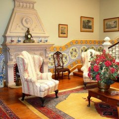 Отель Palacio De Rio Frio развлечения