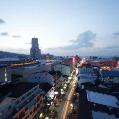 Отель Orchid Resortel балкон