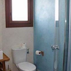 Отель Hostal Extramuros Испания, Кониль-де-ла-Фронтера - отзывы, цены и фото номеров - забронировать отель Hostal Extramuros онлайн ванная