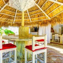 Отель Hotel Beach Bungalows Los Manglares Пунта Кана фото 2