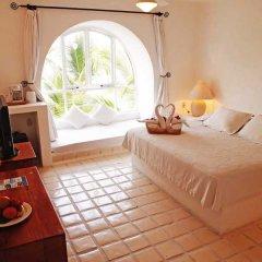 Отель WorldMark Zihuatanejo Мексика, Сиуатанехо - отзывы, цены и фото номеров - забронировать отель WorldMark Zihuatanejo онлайн комната для гостей фото 3