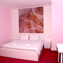 Отель Вайк комната для гостей фото 5