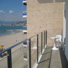 Отель El Chalet балкон