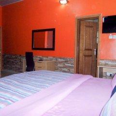 Отель Topaz Lodge комната для гостей