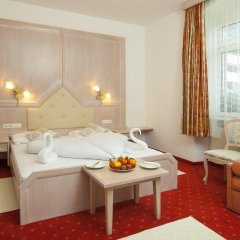 Отель Albergo al Cervo - Gasthof zum Hirschen Лагундо комната для гостей фото 2