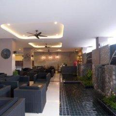 Отель G Penthouse интерьер отеля