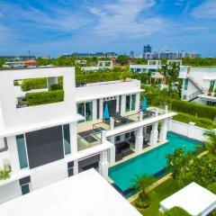 Отель Hollywood Pool Villa Jomtien Pattaya балкон