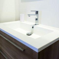 Отель Okeanos Apartment Франция, Ницца - отзывы, цены и фото номеров - забронировать отель Okeanos Apartment онлайн ванная фото 2