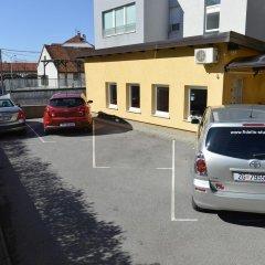 Отель Villa Antunovac парковка