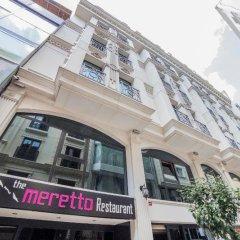 Отель The Meretto Old City İstanbul вид на фасад фото 2