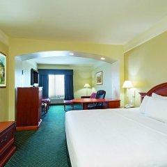 Отель La Quinta Inn & Suites Covington комната для гостей