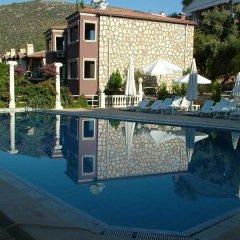3T Hotel Турция, Калкан - отзывы, цены и фото номеров - забронировать отель 3T Hotel онлайн бассейн