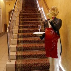 Hotel Nosovikha фитнесс-зал