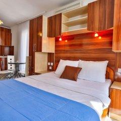 Отель Villa Dvor Kornic Черногория, Будва - отзывы, цены и фото номеров - забронировать отель Villa Dvor Kornic онлайн комната для гостей фото 5