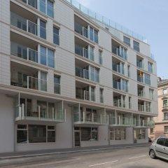 Апартаменты Sofie Apartments парковка