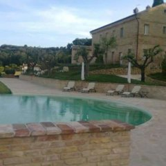 Отель Pamperduto Country Resort Потенца-Пичена бассейн фото 2