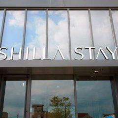 Отель Shilla Stay Mapo балкон