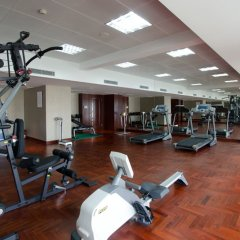 Отель LVGEM Hotel Китай, Шэньчжэнь - отзывы, цены и фото номеров - забронировать отель LVGEM Hotel онлайн фитнесс-зал фото 2