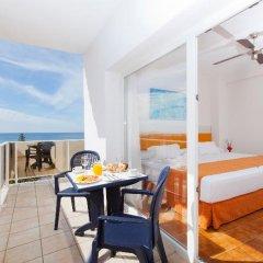 Отель Diverhotel Dino Marbella балкон