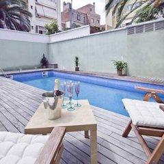 Отель Garden & Pool In Putxet бассейн