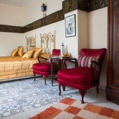 Отель Dar El Kebira Salam Марокко, Рабат - отзывы, цены и фото номеров - забронировать отель Dar El Kebira Salam онлайн интерьер отеля фото 3