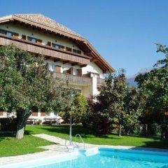 Отель Pension Örtlerhof Тироло бассейн фото 3
