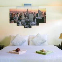Отель Вилла Boutique Resort Private Pool сейф в номере