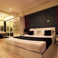Отель K-House Sukhumvit 71 Бангкок комната для гостей фото 5