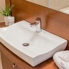 Апартаменты P&O Apartments Dmochowskiego ванная