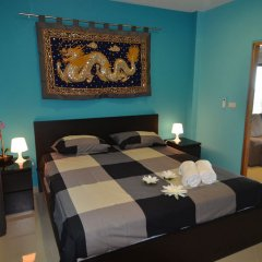 Отель Villa Orchid Tree Samui Самуи сейф в номере