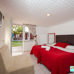 Side Altinkum Bungalow Hotel комната для гостей фото 3