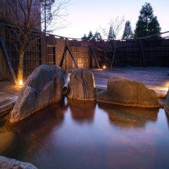 Отель Ryokan Hanagokoro Минамиогуни бассейн