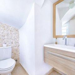 Отель Cape Greco Villa Кипр, Протарас - отзывы, цены и фото номеров - забронировать отель Cape Greco Villa онлайн ванная фото 2