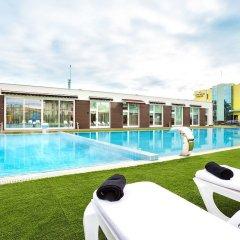 Отель Luxury Guest House Europe Боровец бассейн фото 3