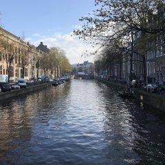 Отель Amsterdam4holiday Нидерланды, Амстердам - отзывы, цены и фото номеров - забронировать отель Amsterdam4holiday онлайн приотельная территория фото 2