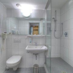 Отель Dürer-Hotel Германия, Нюрнберг - отзывы, цены и фото номеров - забронировать отель Dürer-Hotel онлайн ванная фото 2