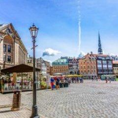 Отель Liberty Mansard Латвия, Рига - отзывы, цены и фото номеров - забронировать отель Liberty Mansard онлайн детские мероприятия