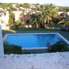 Отель Chalets Villas del Mar бассейн