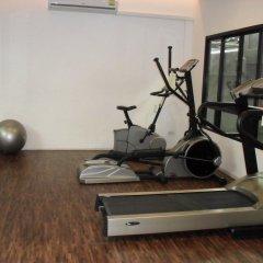 Отель Praso Ratchada Таиланд, Бангкок - отзывы, цены и фото номеров - забронировать отель Praso Ratchada онлайн фитнесс-зал фото 4