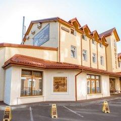 Hotel & SPA Restaurant Pysanka Львов парковка