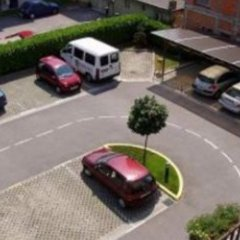 Отель Gaj парковка