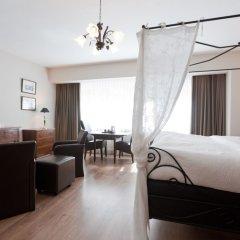 Отель De Hofkamers Бельгия, Остенде - отзывы, цены и фото номеров - забронировать отель De Hofkamers онлайн комната для гостей фото 3