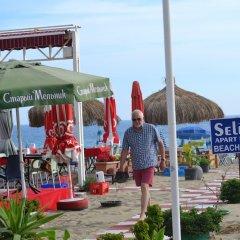 Select Apart Hotel пляж фото 2