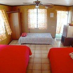 Отель Pension Justine Французская Полинезия, Тикехау - отзывы, цены и фото номеров - забронировать отель Pension Justine онлайн комната для гостей фото 4