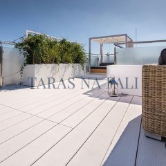 Апартаменты Taras Na Fali Apartments Сопот бассейн