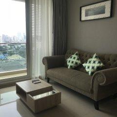 Отель Tc Green By Jummie Бангкок комната для гостей